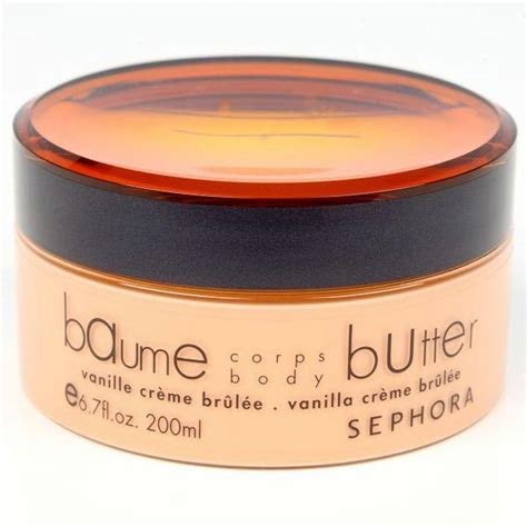 butter vanilla creme brulee sephora for the