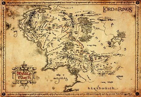 map for lord of the rings 2 podcast der herr der ringe 2 de