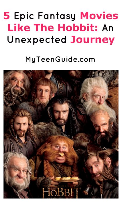 epic journey film 5 epic fantasy movies like the hobbit an unexpected