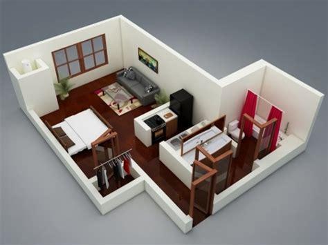 Designeer paul: Studio Apartment Floor Plans