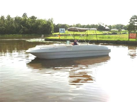 used deck boats for sale louisiana 1998 bayliner rendezvous deck boat for sale in baton rouge