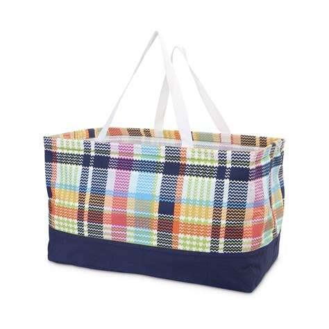 20 quot large utility tote bag bin basket picnic oversized