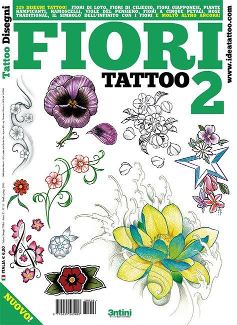 dei fiori cing tatouages de fleurs 2