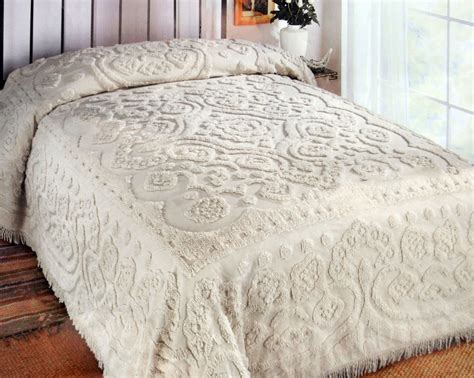 Where To Buy Bedspreads 100 Percent Cotton Chenille Soft And Plush Bedspread