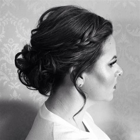 bun bridesmaid updo updo wedding hair hair bun bridesmaids hair