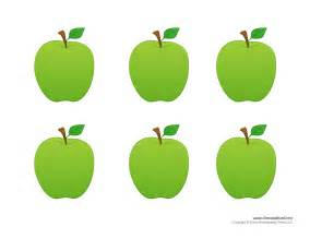 Apple Template Printable by 6 Best Images Of Apple Template Printable Apple