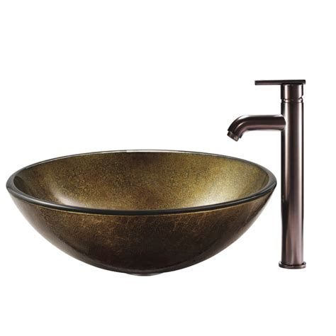 vigo glass vessel sinks vigo industries vigo atlantis glass vessel sink