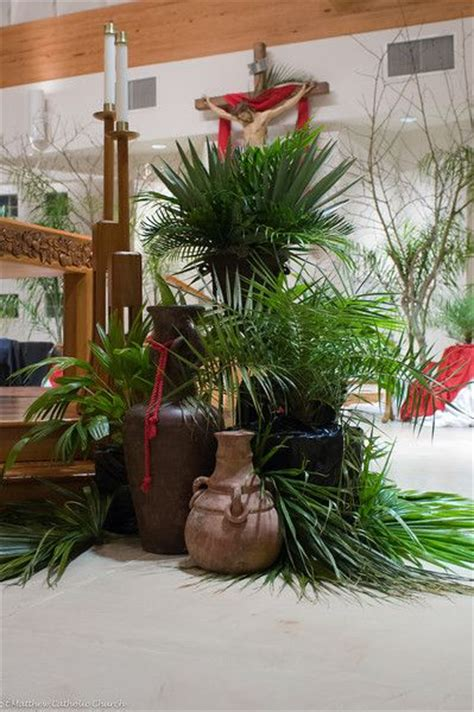 Palm Sunday Decorations Church by Pin By Nancy Prier On Church Decorations