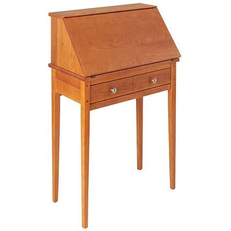 Shaker Secretary Desk Home Office Manchester Wood Shaker Desk