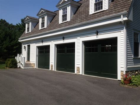 carriage house doors traditional garage doors and