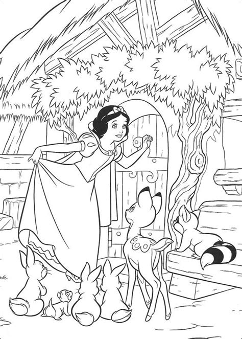 princess house coloring pages disegni di biancaneve da stare e colorare