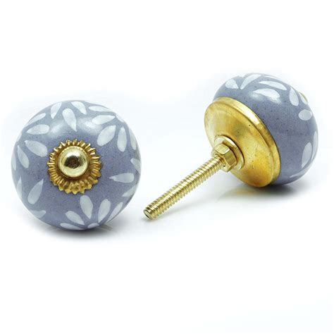 Indian Door Knobs by Indian Ceramic Door Knobs Handles Furniture Cabinet