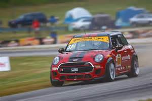 Mini Cooper S Racing Race Report Mini Cooper Works Racing Team At Road