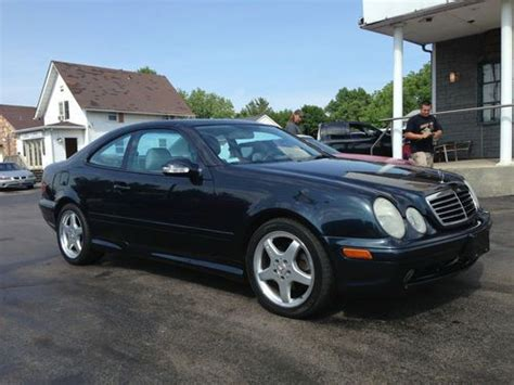 accident recorder 2002 mercedes benz clk class parking system purchase used 2002 mercedes benz clk430 super clean v8 amg wheels 77k miles must see in