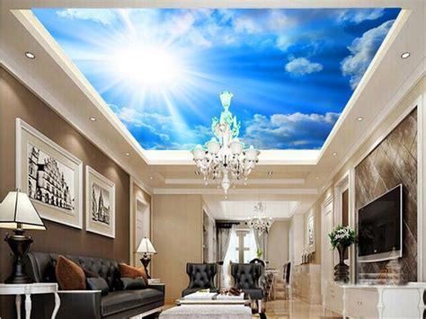 goldilocks and the sky blue ceiling mirror mirror papel de parede photo 3d fantasy sky blue sky ceiling