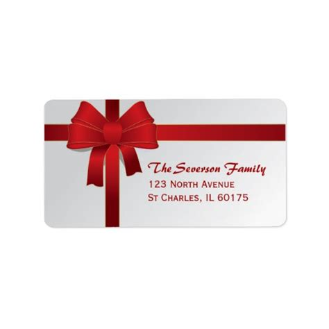templates for return address labels christmas search results for return address label template free