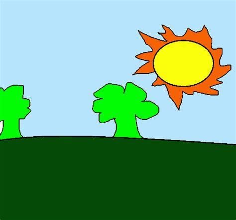 imagenes de paisajes en dibujo dibujo de paisaje natural pintado por doliia en dibujos