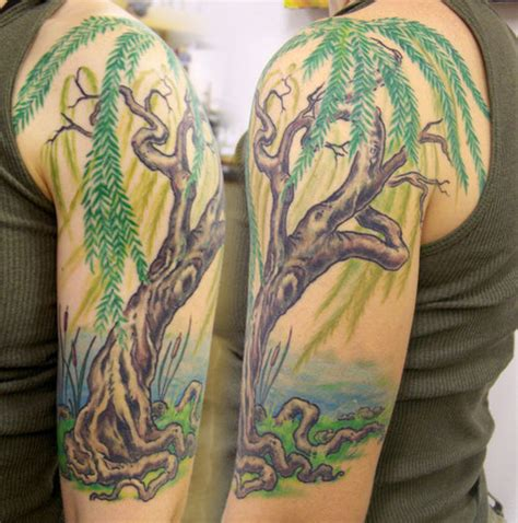 willow tree tattoo meaning weeping willow tree pictures to pin on tattooskid