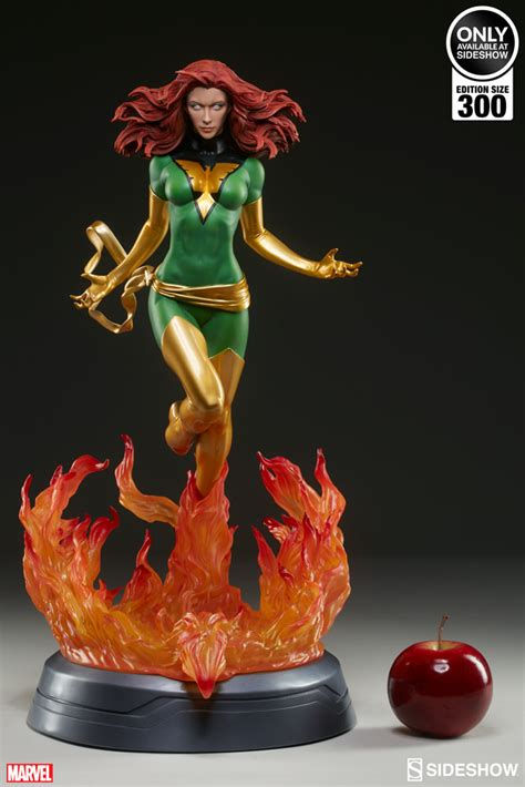 Statue Pf Sideshow Phonix Exc sideshow green premium format up for order le 300 marvel news