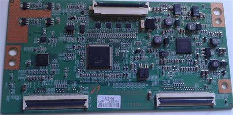 samsung t con board lj94 16587c s128cm4c4lv0 4 t con board for ln40d530m3fxza