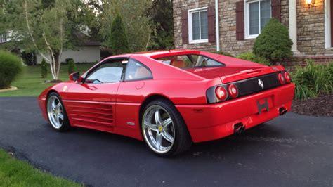 Ferrari 90er 1990 ferrari 348 photos informations articles
