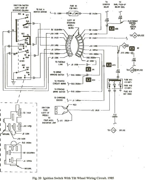 1995 dodge ignition wiring diagram wiring diagram