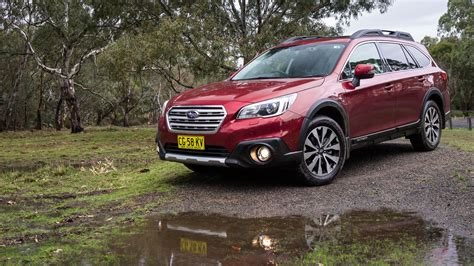 subaru outback 2016 white 2016 subaru outback 2 0d premium review caradvice