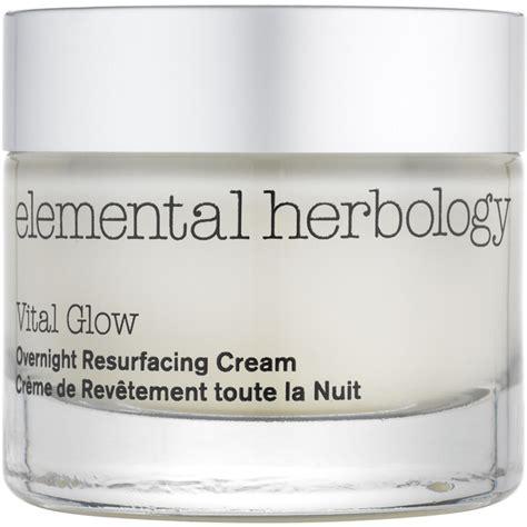 Parfum Vitalis 50 Ml elemental herbology vital glow overnight resurfacing