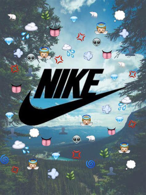 emoji wallpaper nike nike background nikebackground emoji by ceren