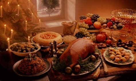images of christmas feast should i refuse to go to our extravagant office christmas