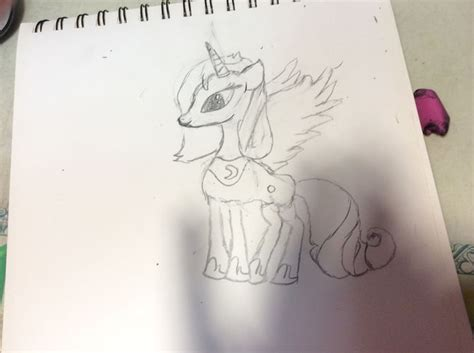 how to draw an alicorn princess from my little pony how to draw an alicorn princess from my little pony 8 steps