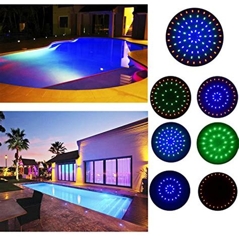 pentair pool lights color changing wyzm 120v 35w color changing led pool light fit in