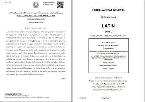 Présentation Lettre En Anglais Bac Maturit 224 Bac Comparaison Franco Italienne La Question Du