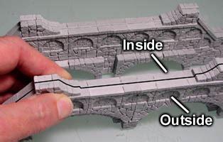 How To Make A Paper Bridge Without Glue - rubble bridge building