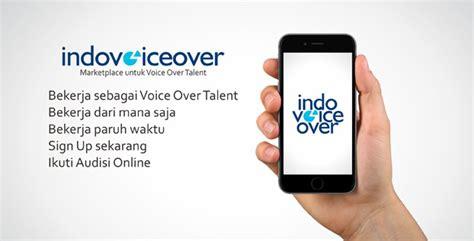 Jasa Voice Indovoiceover Hadir Sebagai Penyedia Jasa Voice