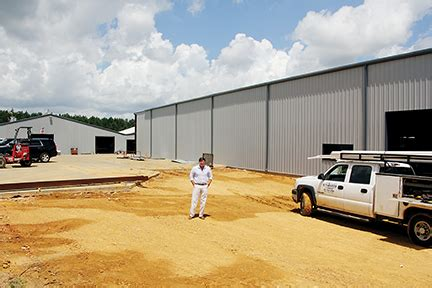 reeds metals reed s metals expands its brookhaven facility daily leader