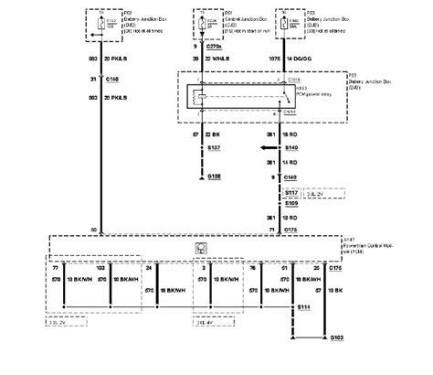 2000 ford taurus wiring diagram 2000 ford taurus pcm wiring diagram efcaviation