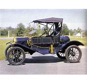 Model T  Ford Torpedo Runabout 1910 The