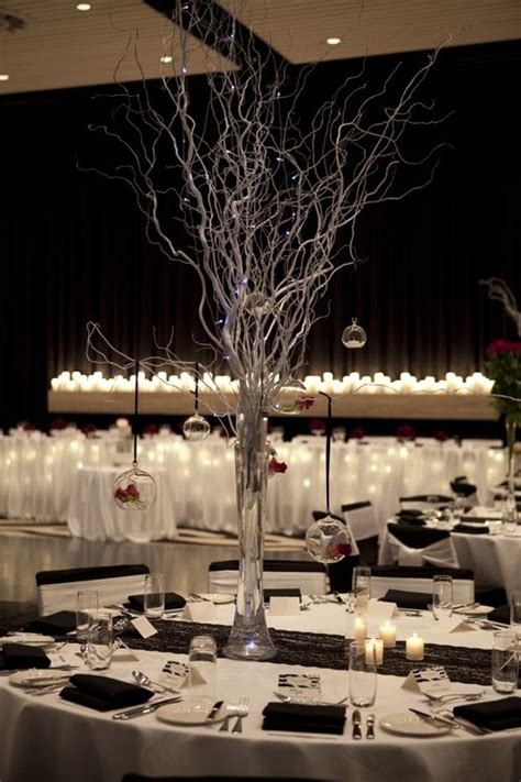 tree table centrepieces 14 best vases images on centrepieces