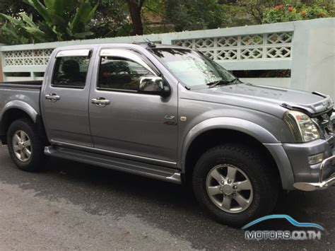 isuzu dmax 2006 isuzu d max 2002 2006 2005 motors co th