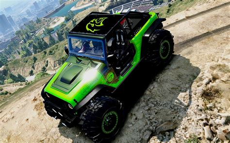 jeep wrangler trailcat concept  add  replace