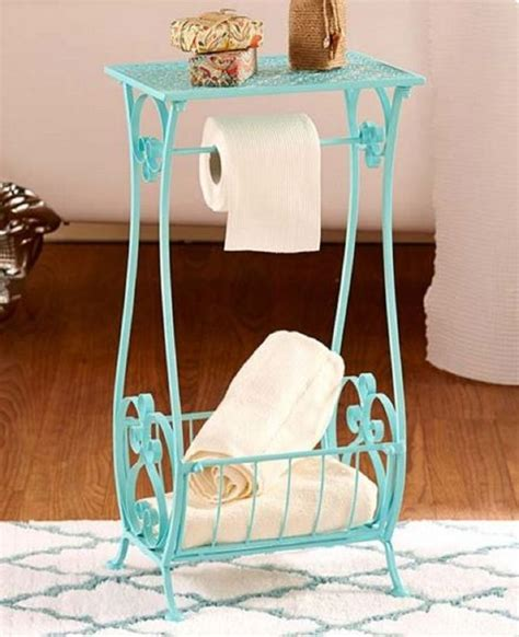 Bathroom Table Stand by Bathroom Storage Table Bath Stand Toilet Paper Holder