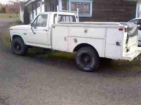 purchase   ford   service truck  salem