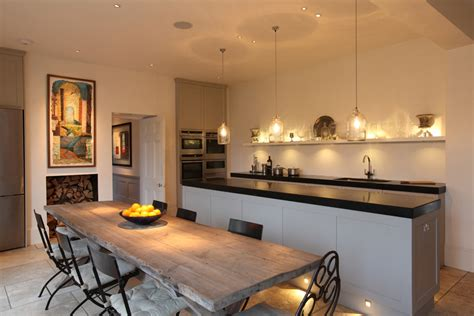 Secrets Of A Kitchen Lighting Designer John Cullen Lighting Kitchen Lighting Design