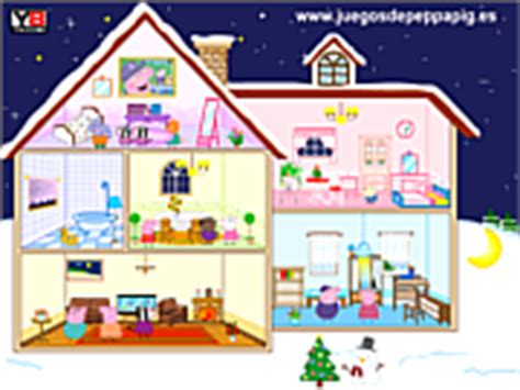 peppa pig dolls house house games y8 com