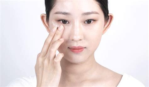 Wajah Glowing ini rahasia wajah tak glowing ala cewek korea cek