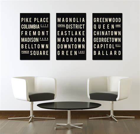 black wall designs wall art designs quote black framed industrial subway