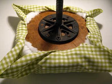 polstern anleitung stuhl hocker polstern leicht gemacht stoff am