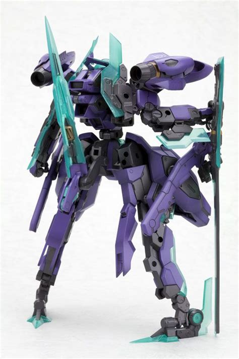 mecha frame arms nsg x1 fleswerk plastic kit kotobukiya promo new images toys