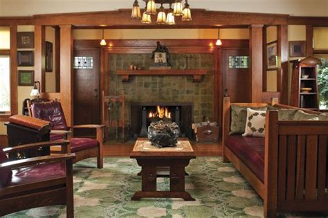 Arts Crafts Interior Design by Pin By Val Hughes On Craftsman